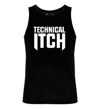Мужская майка Technical Itch
