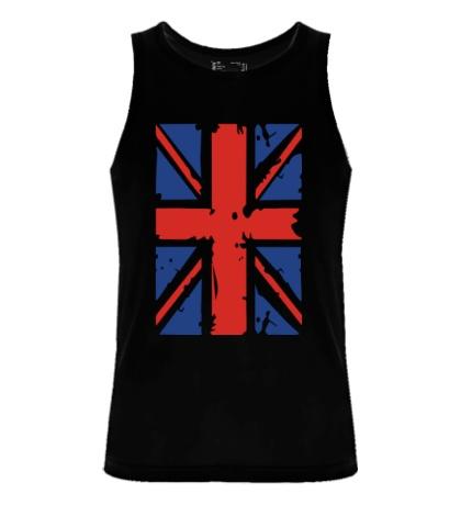 Мужская майка Британский флаг
