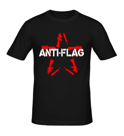 Мужская футболка Anti-Flag