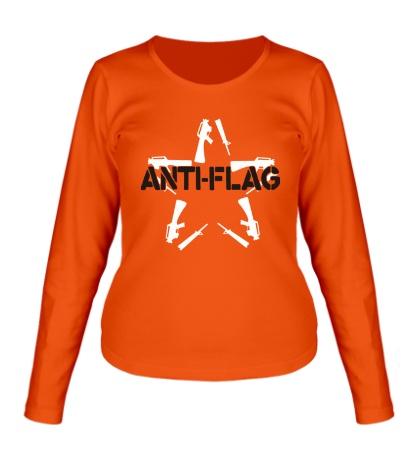 Женский лонгслив Anti-Flag