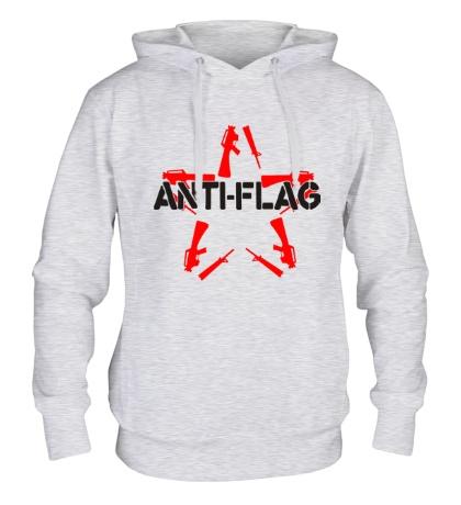 Толстовка с капюшоном Anti-Flag