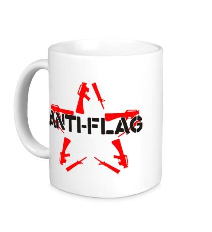 Керамическая кружка Anti-Flag