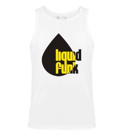 Мужская майка Liquid Funk