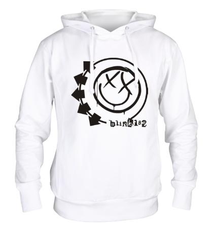 Толстовка с капюшоном Blink-182 Symbol