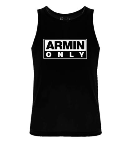 Мужская майка Armin only