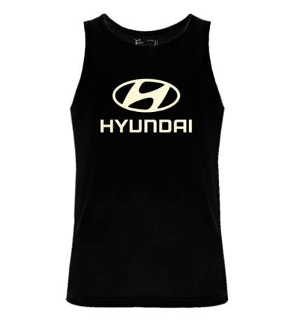 Мужская майка Hyundai Glow