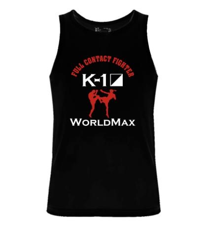 Мужская майка K-1 World Max