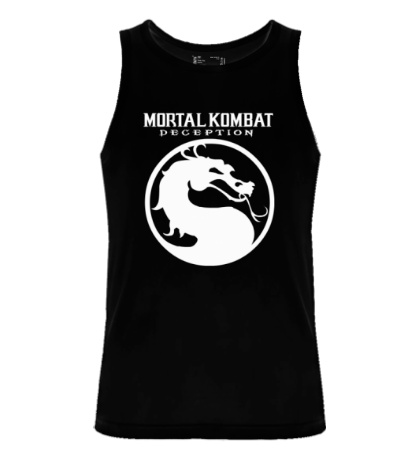 Мужская майка Mortal Kombat