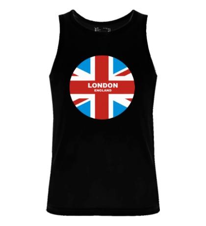 Мужская майка England: London