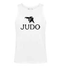 Мужская майка Judo