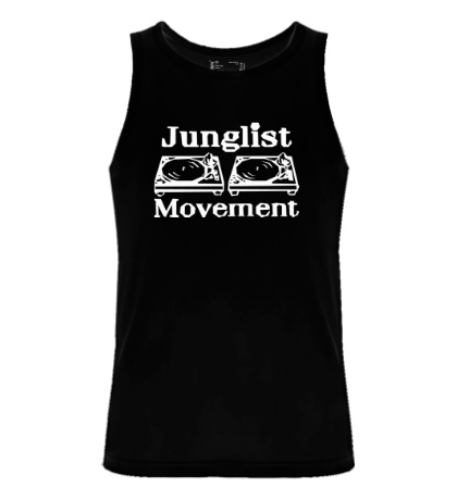 Мужская майка Junglist Movement
