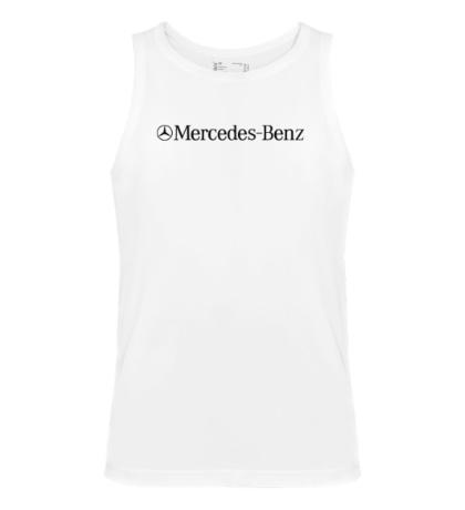 Мужская майка Mersedes-Benz Line