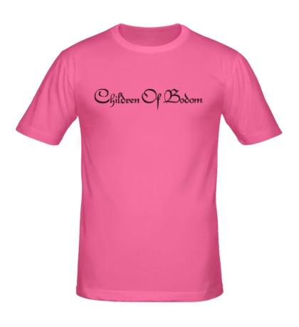 Мужская футболка Children Of Bodom