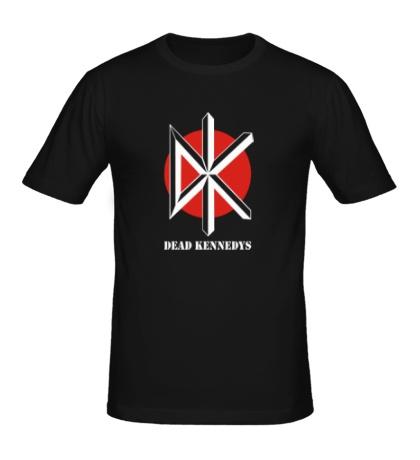 Мужская футболка Dead Kennedys