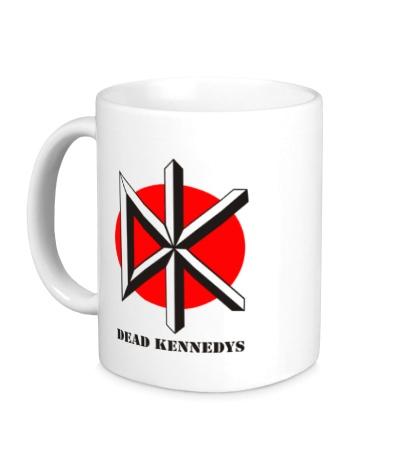 Керамическая кружка Dead Kennedys