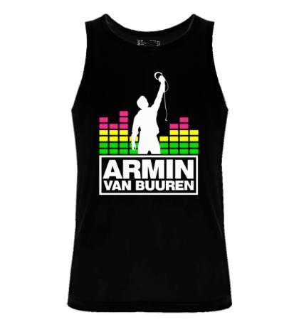 Мужская майка Armin van Buuren Music