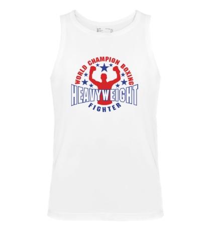 Мужская майка World Champion Boxing