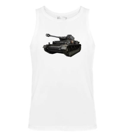 Мужская майка Sd.Kfz. 161 Panzer IV
