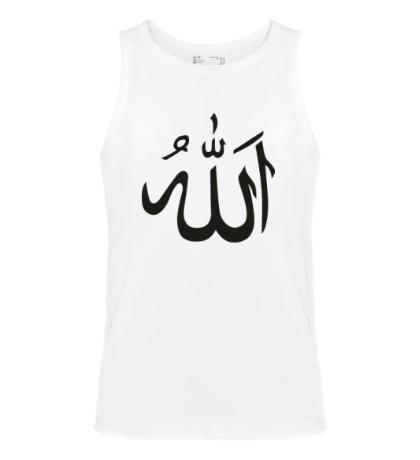 Мужская майка Ислам: символ