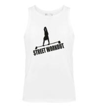 Мужская майка Street Workout