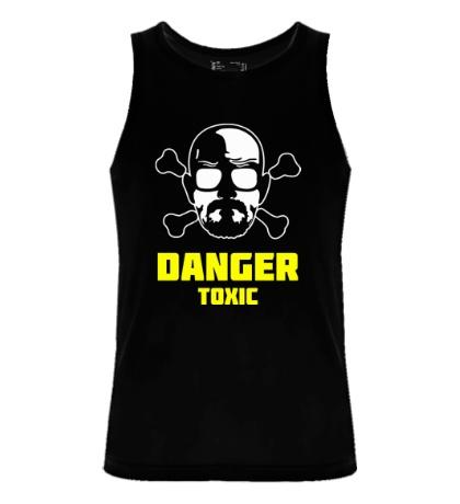 Мужская майка Danger Toxic