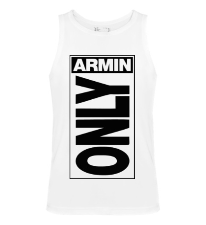 Мужская майка Armin Only Label
