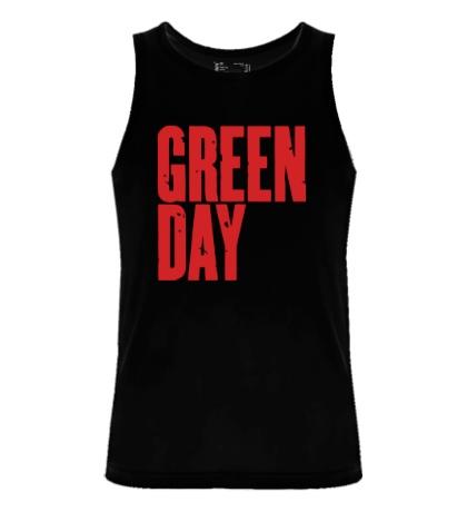 Мужская майка Green Day
