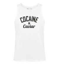 Мужская майка Cocaine & Caviar