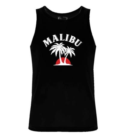 Мужская майка Malibu Rum