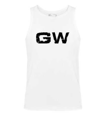 Мужская майка GW: Ghetto Workout