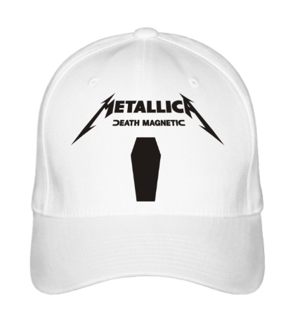 Бейсболка Metallica: Death Magnetic