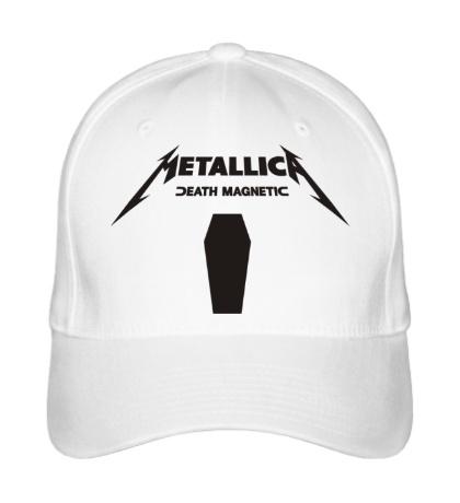 Бейсболка Metallica: Death Magnetic