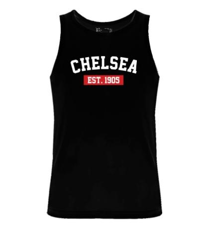 Мужская майка FC Chelsea Est. 1905
