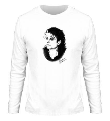 Мужской лонгслив Michael Jackson