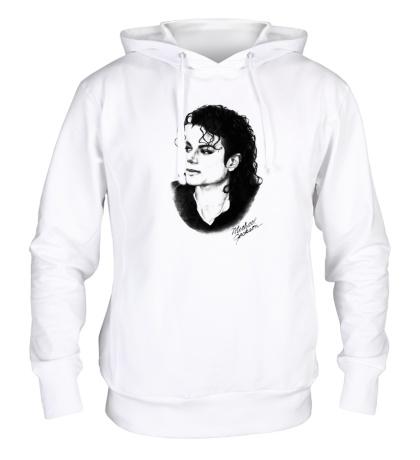 Толстовка с капюшоном Michael Jackson