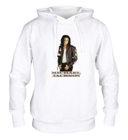 Толстовка с капюшоном Michael Jackson: Pop Star