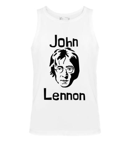 Мужская майка John Lennon