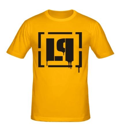 Мужская футболка Linkin Park Emblem