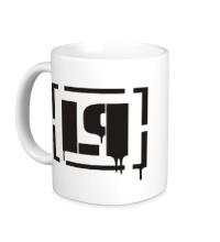 Керамическая кружка Linkin Park Emblem