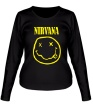 Женский лонгслив «Nirvana» - Фото 1