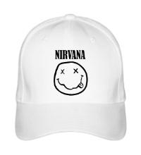 Бейсболка Nirvana