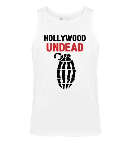 Мужская майка Hollywood undead