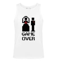Мужская майка Marry: Game over