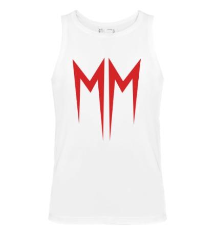 Мужская майка Marilyn Manson Symbol
