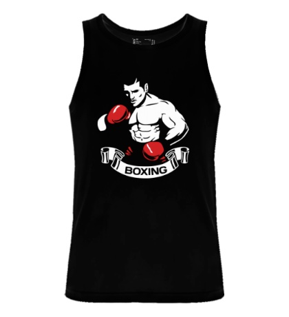 Мужская майка Mens Boxing