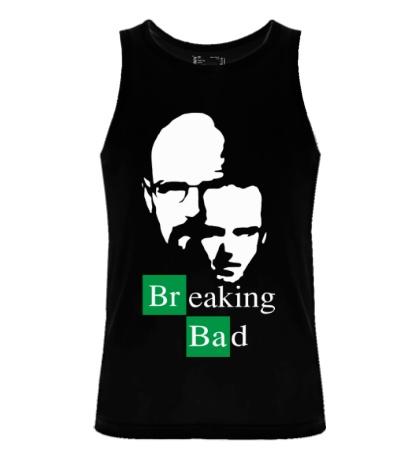 Мужская майка Breaking Bad: Jesse & Walt