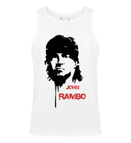 Мужская майка John Rambo