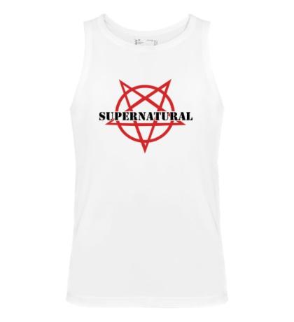 Мужская майка Evil Supernatural