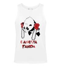 Мужская майка Gangsta Panda