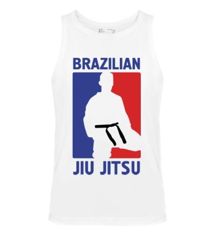 Мужская майка Brazilian Jiu jitsu